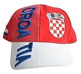 Kappe Motiv Kroatien rot-weiß Fahne, nation - Cap mit kroatischer Fahne