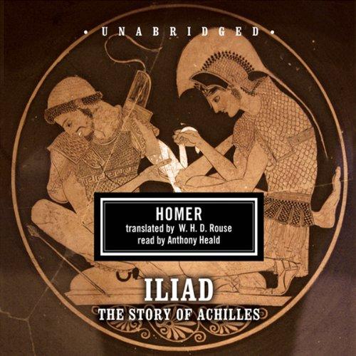 The Iliad  Audiolibri