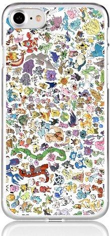 POKEMON SAMSUNG Schutz Hülle Disney Cartoon Comic Anime Motive Case Hard Plastik Glossy Pokemons Samsung Galaxy S6