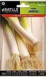 Batlle Gemüsesamen - Porree Carentan 3 (1600 Samen)