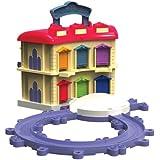 Chuggington Casa Redonda de dos piso portátil LC54217