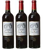 Château Le Barry France Bordeaux MDC Vin Saint Emilion AOP 75 cl - Lot de 3