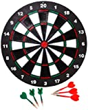 Engelhart H.O. B.V. 065020 45 cm Safety Child Dartboard Includes 6 Darts