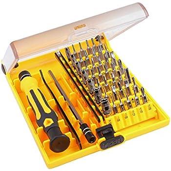 Jackly Jk 6089c 45 ãƒâ 1 Interchangeables Tournevis Tools