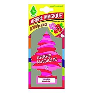 Abremagique 1710548 Lufterfrischer Wunderbaum Voilet & Gardenia Pink