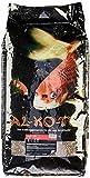 AL-KO-TE, 1-Jahreszeitenfutter für Kois, Sommermonate, Schwimmende Pellets, 6mm, Hauptfutter Multi Mix, 13,5 kg