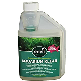 Envii Aquarium Klear - Green Water Treatment Maintains Clear Water in Fish Tanks – Treats 4,000 Litres 12