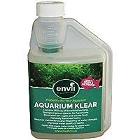Envii Aquarium Klear – Trattamento Batterico Alghicida Per Acquari, Pulisce L'acqua e La Ghiaia Rimuovendo le Alghe Verdi - 500ml