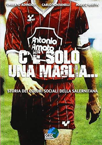 C'è solo una maglia... Storia dei colori sociali della Salernitana (La biblioteca del Calcio) por Umberto Adinolfi