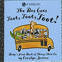 Baby´s First Book Of Things That Go The Bus Goes
