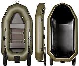 Bark B-230CN 2.3 m 7.6 ft Schlauchboot mit Heckspiegel für Motor Angelboot Motorboot Ruderboot Paddelboot Gummiboot Sportboot aufblasbar Boot