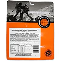 Expedition Foods Asian Noodles with Beef and Mixed Vegetables (800kcal)