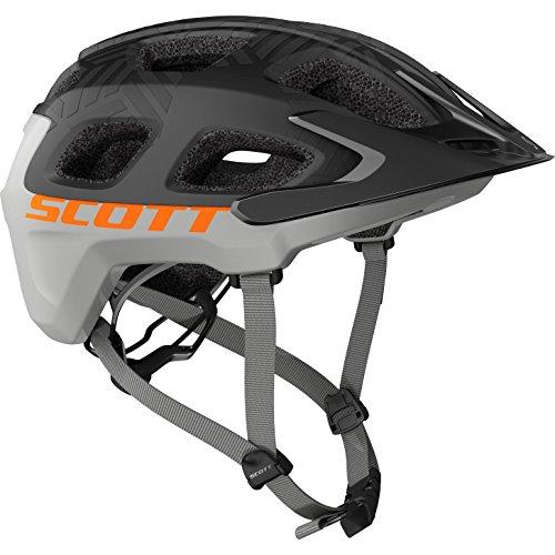 Scott Vivo MTB Fahrrad Helm grau/schwarz 2017