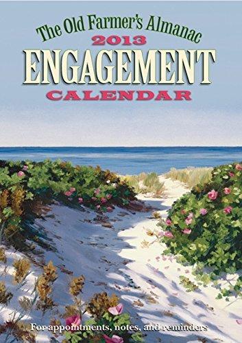 The Old Farmer's Almanac 2013 Engagement Calendar (Old Farmer's Almanac (Calendars)) by Old Farmer's Almanac (2012-07-31)