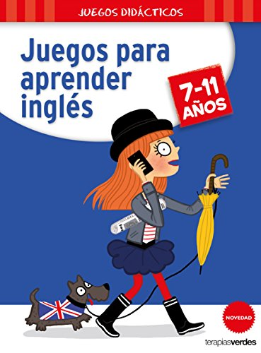 JUEGOS PARA APRENDER INGLES (Terapias Juegos Didácticos) por J. L., LEBRUN, SANDRA CARON