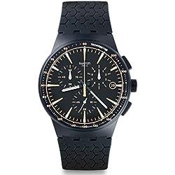 SWATCH Reloj de cuarzo Unisex Meine Spur