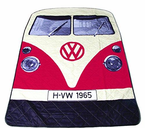 volkswagen-t1-bus-nappe-de-pique-nique-en-rouge