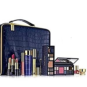 Estee Lauder LIMITED EDITION Makeup Artist Professional Color Collection in NAVY SlimCase Traveller