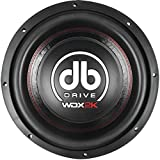 "DB Drive WDX12 2K Wdx Series Competition Subwoofer (12"") - Best Reviews Guide"