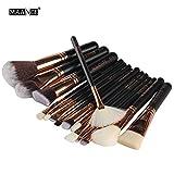 Make-up Pinsel Makeup Bürsten Set 15 Stück Bürsten - Best Reviews Guide