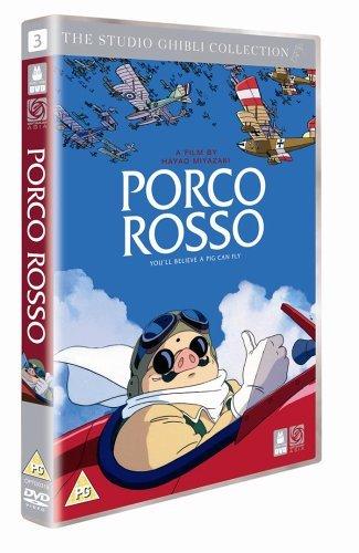 Porco Rosso [DVD] (PG)