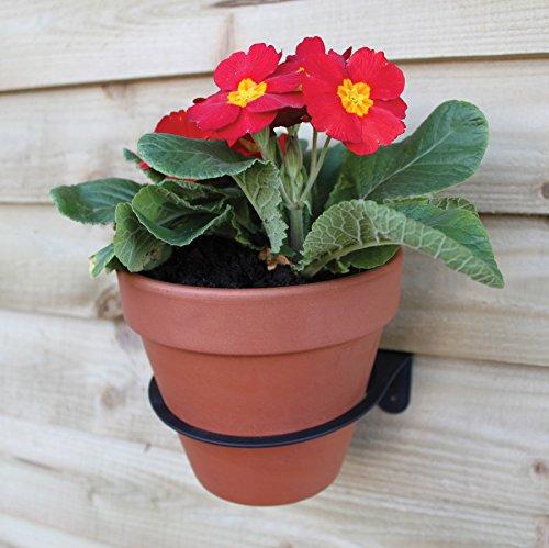 Eco recyclé Vertical Garden Pot de fleurs pour clôtures Suspension-Lot de 3