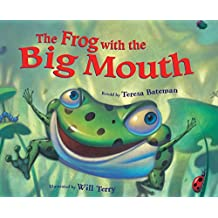 The Frog with the Big Mouth (English Edition)