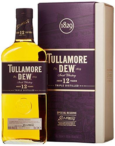 TullamoreD.E.W. Original Irish Whiskey 12 Jahre (1 x 0.7 l)