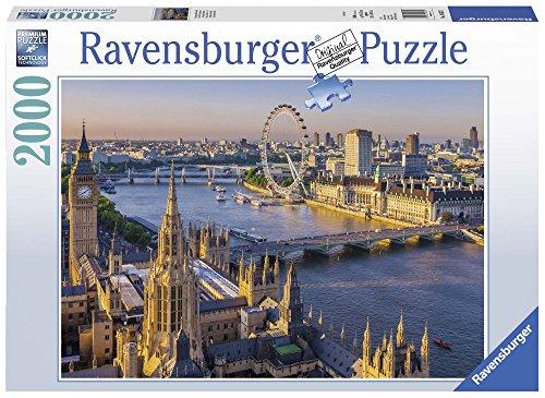 Ravensburger 16627 Stimmungsvolles London Erwachsenenpuzzle
