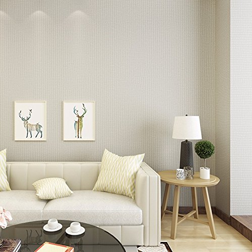 bizhi-contemporain-3d-wallpaper-art-dco-revtement-mural-sticker-papiergris-clair