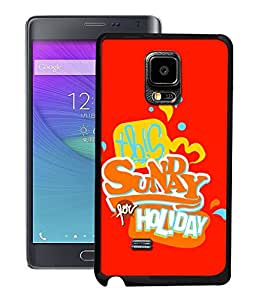 Crazymonk DIGITAL PRINTED BACK COVER FOR SAMSUNG GALAXY NOTE EDGE