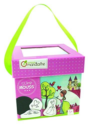 Preisvergleich Produktbild Avenue Mandarine 52571O - Stampi Mouss Prinzessin