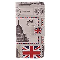 iPhone 6/6s Case, JGNTJLS Colorful-Pattern, Multifunctional Cover Wallet For Apple 4.7