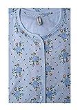 Comtessa Damen Schlafanzug Farbe: Bleu Gr. 42