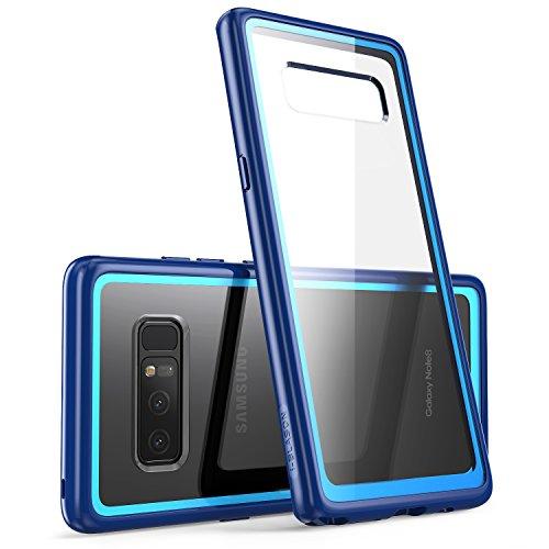 Galaxy-Note-8-Hlle-i-Blason-Halo-Serie-Kratzfest-Handycase-Stofnger-Schutzhlle-Transparent-Handyhlle-fr-Samsung-Galaxy-Note-8-2017-Release