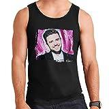 Photo de Sidney Maurer Original Portrait of Justin Timberlake Smile Men's Vest par Sidney Maurer