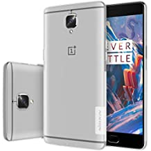 Nillkin Case for OnePlus 3T One Plus 3 T Nature Series Back Soft Flexible TPU White