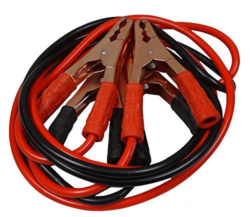 AERZETIX 3800946186731 JUEGO DE CABLES DE ARRANQUE 800A  3 5 M
