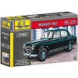 Heller - 80161 - Maquette - Voiture - Peugeot 403 - Echelle 1/43 - Classique