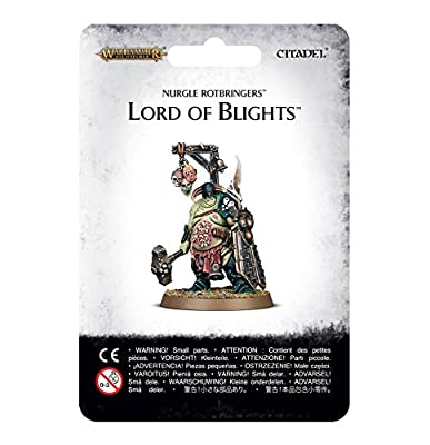Lord Of Blights 83-49 - Nurgle Rotbringers - Warhammer Age Of Sigmar