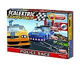 Scalextric Compact Circuito Police Cup Compacto: escala reducida 1:43 - ocupa menos (C10128S500)