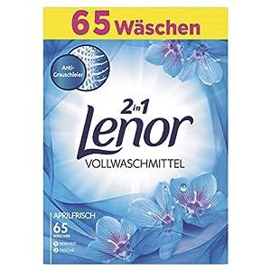 Lenor Vollwaschmittel Pulver Aprilfrisch