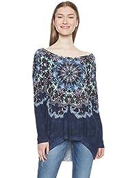 Amazon.fr   Desigual - Pulls et gilets   Femme   Vêtements bea0807623bb
