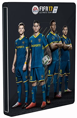 FIFA 17 - Steelbook Edition (exkl. bei Amazon.de) - [PlayStation 4]