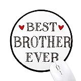 Best Brother nunca regalos - DIYthinker Mejor Brother nunca la cita del Corazón Review