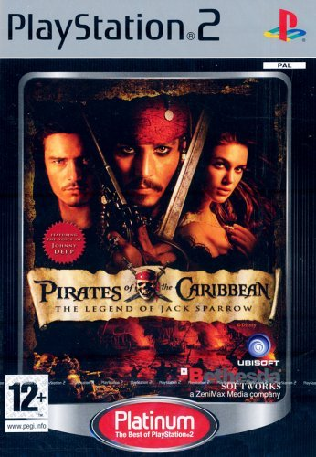 pirates-of-the-caribbean-legend-of-jack-sparrow-ps2-very-good-condition