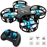 SNAPTAIN H823H Mini Drone for Kids, RC Nano Quadcopter with Altitude Hold, Headless Mode, 3D Flips, One Key Return