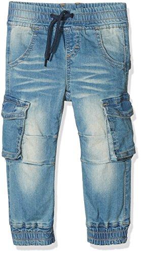 NAME IT Baby-Jungen Jeans NMMROMEO DNMTRUMBLE 1006 Pant NOOS, Blau (Light Blue Denim), 86