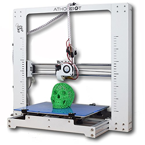 "Price comparison product image Athorbot Brother 3D Printer 24V Ready to Print PLA ABS Nylon TPU Large Build Size 11.81""x 11.81""x11.81"""