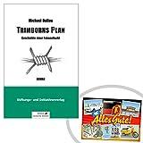 Ostprodukte-Versand.de Trimborns Plan - Geschichte einer Fahnenflucht | GRATIS DDR Geschenkkarte | DDR Geschenke | Geschenkidee für alle Ostalgiker aus Ostdeutschland | Ossi Artikel